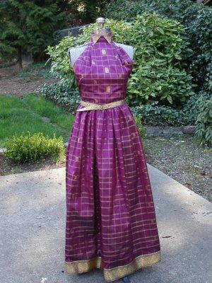 Folkwear Town & Country Dress 258 pattern review by Annika