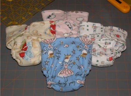 Crochet Pattern For Doll Diaper : BABY DOLL DIAPERS PATTERN Free Baby Patterns