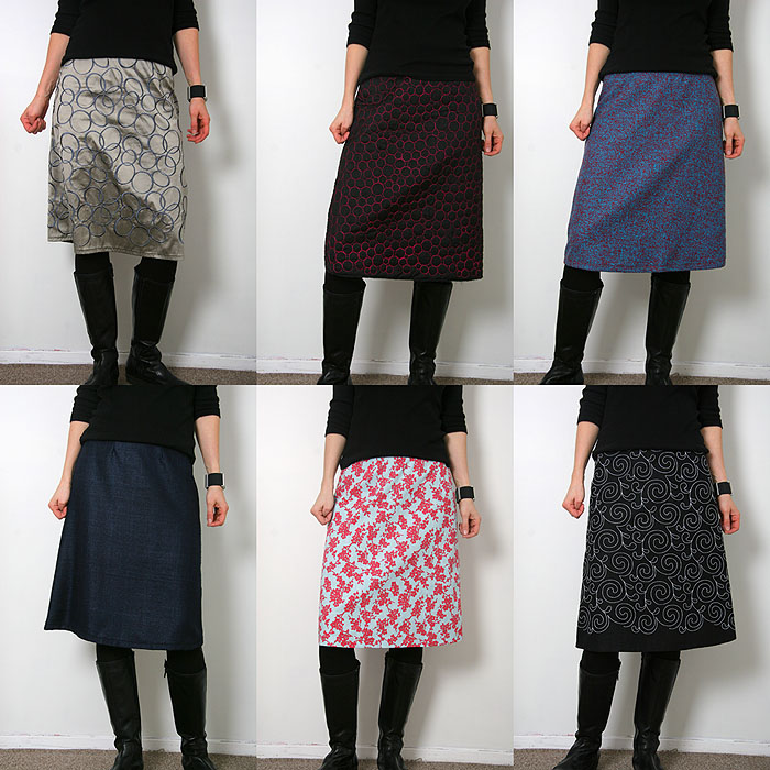 Pencil Skirt Patterns | Sew-Simple.com - Sewing Patterns Online
