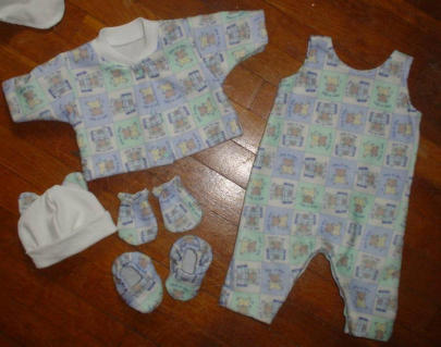 BabyOutfit Sewing Patterns Baby