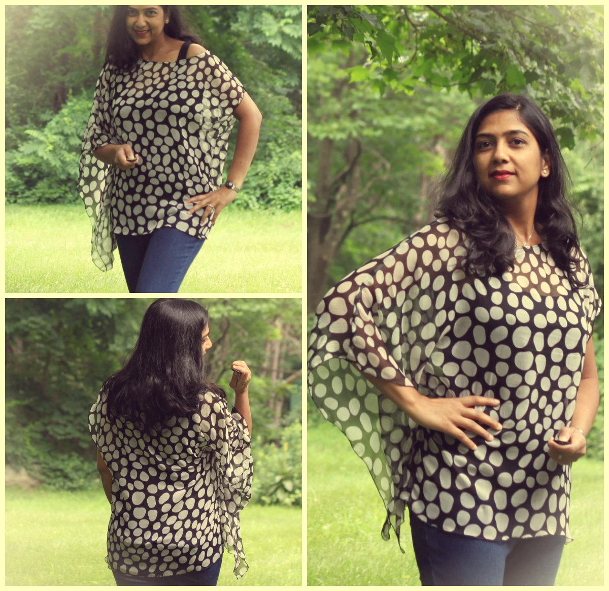 87529de8147 McCall's Misses'/Women's Tunics 6204 pattern review by Deepika