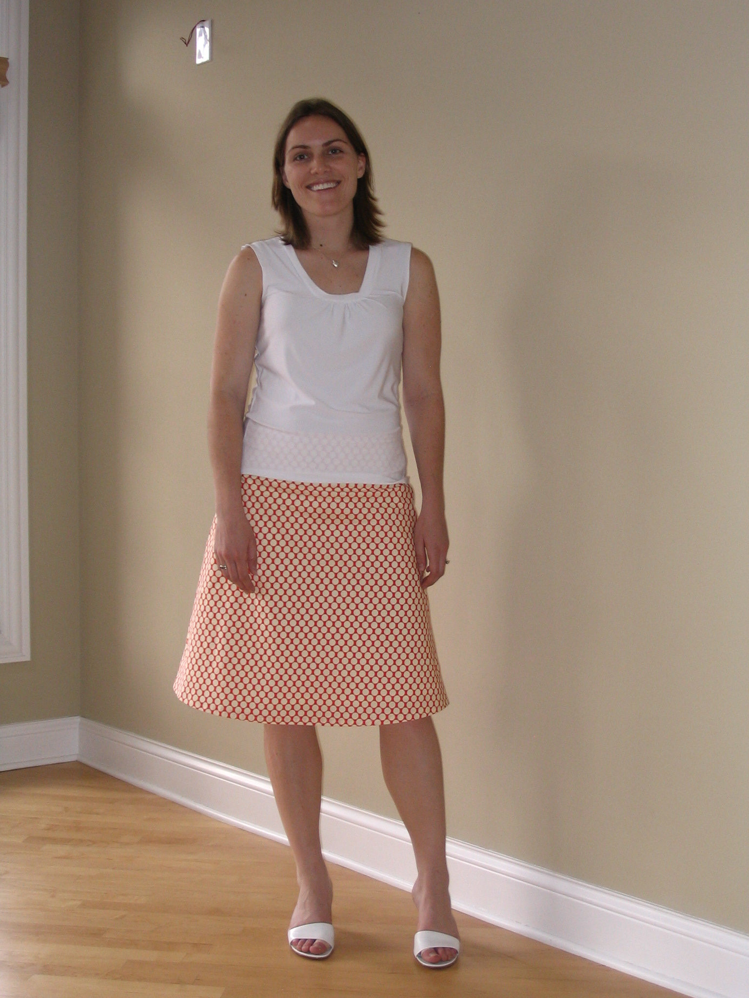 self drafted pattern 106625 1001 a line skirt