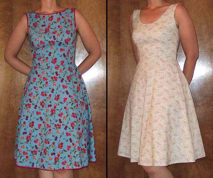 Butterick Princess Seam Dress 40 Pattern Review By Ladybegood Adorable Princess Seam Dress Pattern