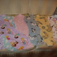 burping cloths