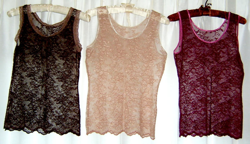 05BYOC16c Tank Top Sewing Patterns