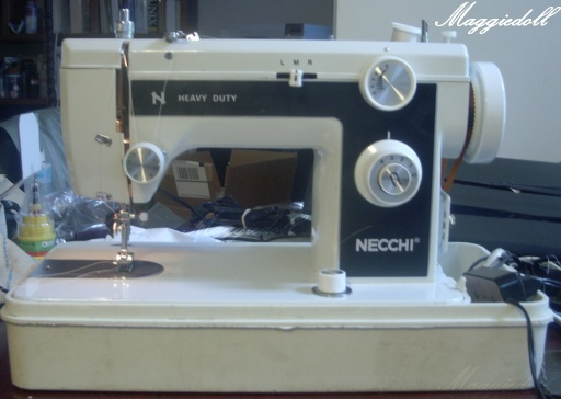 Manual fornecchi-alco sewing machine model 301 - FixYa