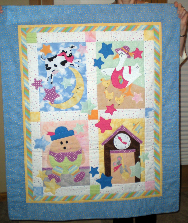 Quilt baby quilt patterns lap and throw quilt patterns applique quilt