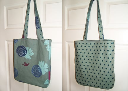 EASY SEWING PATTERNS TOTE BAGS | My Sewing Patterns