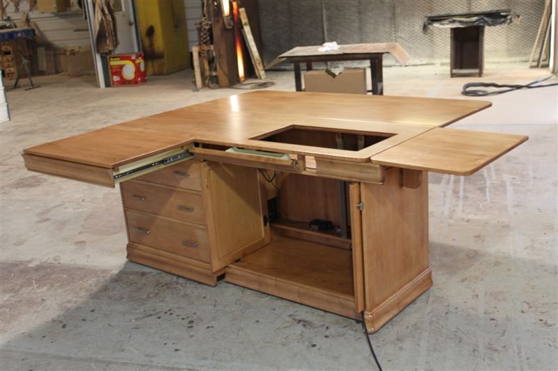 My Gristmill Sewing Cabinet in almost here!! sewing ...
